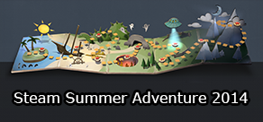 Steam Summer Adventure 2014