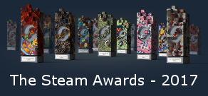 The Steam Awards - 2017